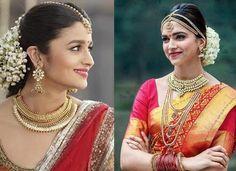 Steal The Look: Bollywood Divas In Their South Indian Avatars - BollywoodShaadis.com