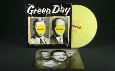 "Green Day ""Nimrod"" Yellow LP / Furnace Record Pressing - News - Furnace MFG"