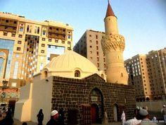 Masjid Abu Bakr - Madina Munawara - Saudia Arabia | Beautiful Mosques Gallery around the world