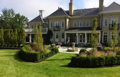 Parterre Garden - Houzz Columbus - McCullough's Landscape & Nursery