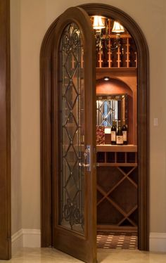 Closet turned into wine cellar there 39 s no place like for Turn closet into wine cellar