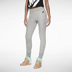 Nike Tech Fleece Women's Pants. Light, and make for a fabulous figure