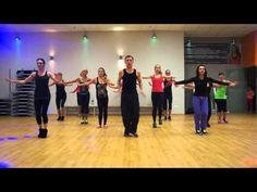 ZUMBA MEGA MIX 43 - Vamonos Pa' La Calle MERENGUE URBANO - YouTube