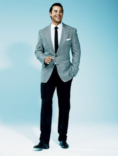 Andre Ethier looking super fly and mighty dapper....meow  lom