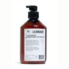Diskmedel från Lilla Bruket.En frisk naturlig aromakick när du diskar. Billigast på rum21.se