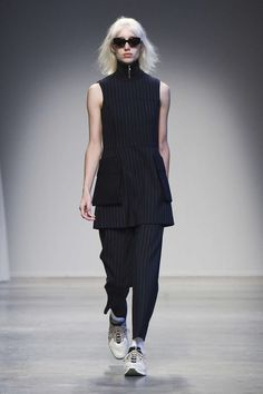 Wood Wood, Automne/Hiver 2017, Milan, Menswear Wood Wood, Milan, Peplum Dress, Normcore, Collection, Dresses, Style, Winter, Fashion