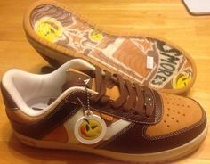 Yums Smores size 11 mens NWT rare brown sneakers tennis shoes #Yums #Walking #Rare #Sneakers #TennisShoes #Shoes