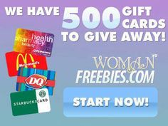 Get FREE GIFT CARDS <3