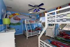 Race car bedroom ideas car themed bedroom ideas car themed room decor car themed bedroom cozy cars bedroom ideas on car themed bedroom ideas race car room Cars Bedroom Set, Disney Cars Bedroom, Bedroom Themes, Kids Bedroom, Bedroom Decor, Car Themed Rooms, Disney Themed Rooms, Boy Car Room, Boy Rooms
