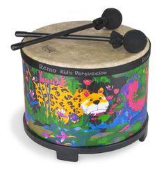 "Woodstock Percussion Remo Kid?s Floor Tom Drum 10"" Diameter by Woodstock Percussion, Inc., http://www.amazon.com/dp/B00000IS0L/ref=cm_sw_r_pi_dp_cePyqb12B22BM"