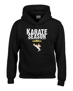 Karate Season Sport - Hoodie – Cool Jerseys