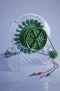 Manufacturing PowerWheel Hydroelectrical Teaching Bundle is a polycarbonate model turbine that generates power when connected to a water faucet. Water Wheel Generator, Water Turbine Generator, Diy Generator, Power Generator, Hydroelectric Power, Power Wheels, Energy Projects, Sustainable Energy, Wind Power