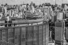 Edificio Copan, O. Niemeyer, Sao Paulo, 1951