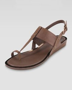 Cole Haan Pelham Wedge Sandal, Sequoia