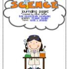 Set of 6 science journaling pages designed to help students observe, make connections, practice non-fiction reading skills, and reflect upon learni...