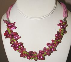 Beaded Kumihimo Necklace Instructions | more mixes coming soon