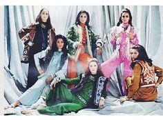Image via We Heart It https://weheartit.com/entry/108322534 #1970 #beauty #classy #fashion #Kabul #love #muslim #pretty