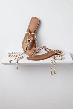 Embroidered Nilkantha Sandals