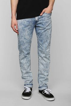 Levi's 511 Kesey Blue Slim-Fit Jean