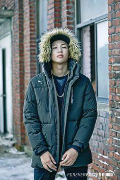 #방탄소년단 #BTSxPUMA @BTS_twt #RAPMONSTER 미공개 화보 - 랩몬스터(RAP MONSTER)편 http://pumablog.co.kr/