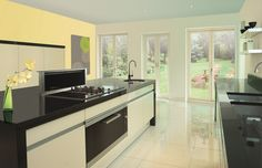 kitchen island with hob and sink - Google Search
