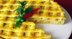 Torta Cremosa de Palmito/Recepedia
