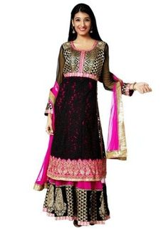 2020 Eid Dresses for Indian Girls- Eid-ul-Fitr is celebrated around the world, and since Eid is right around the corner everyone is hustling doing their Eid shopping. Girls are always seen busy planning their Eid outfits. Eid Dresses For Girl, Dress Designs For Girls, Eid 2015, Eid Shopping, Eid Outfits, Outfit Trends, Signature Collection, Indian Girls, All About Fashion