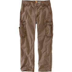 Carhartt Men's Rugged Cargo Pant - 33x34 - Canyon Brown