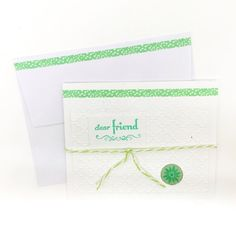 All Occasion Greeting Card For Friend  Just by byLisaCardsCrafts