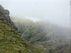 https://flic.kr/p/FiHueJ | Gorge, Snowdonia | Sadly, the weather became misting, fogging with heavy rain, our uphill to the Snowndon mountains wasn't a success event.