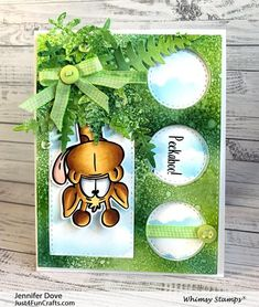*NEW Giraffes Peeking Clear Stamps | Whimsy Stamps Slider Cards, Whimsy Stamps, Friendship Cards, Animal Cards, Stamp Collecting, Paper Background, Digital Stamps, Clear Stamps, Paper Goods