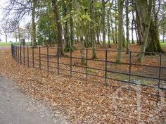 estate fencing - Google Search