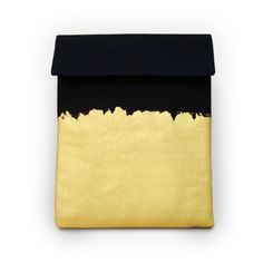 iPad Case Gold On Black