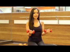 Arm Exercises With Weights While Sitting at Your Desk : Useful Exercise Tips