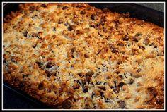 Sweet Tea and Cornbread: Dulce de Leche Bars!
