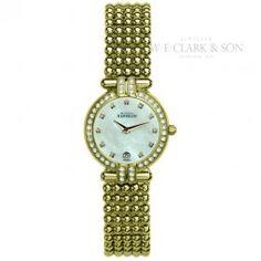 Family Jewellers- Lewes & Uckfield- Since 1819 Michel, Quartz Watch, Pocket Watch, Bracelets, Diamond Jewelry, Bracelet Watch, Fine Jewelry, Jewels, Steel