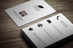 Creative Individual Business Card - Business Cards