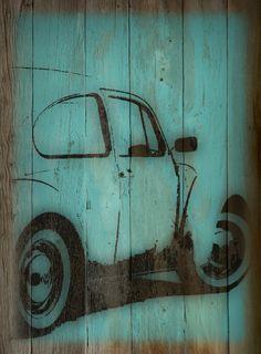 Branded - VW Beetle - Volkswagen