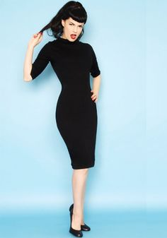 73a2869c79 Another little black dress. Absolutely wicked. Vogue Covers