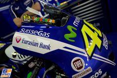 Valentino Rossi, Yamaha Factory Racing, MotoGP Grand Prix van Qatar 2014, MotoGP
