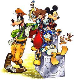 Final Kingdom: Kingdom Hearts II