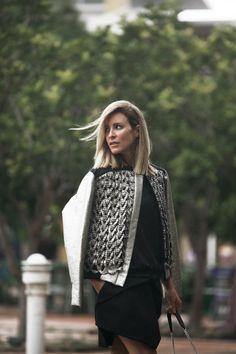 Fashion Blogger Inspiration #metallic