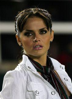 marisol gonzalez | Marisol Gonzalez Commentator Marisol Gonzalez of Televisa Deportes ...