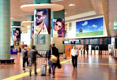 Aeroporti - Guess - Milano Malpensa #IGPDecaux #Guess #Milano #Malpensa