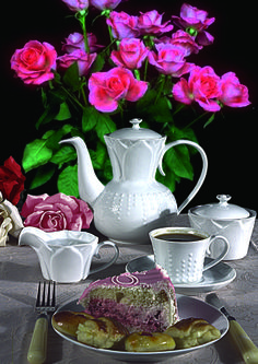 Coffee Cafe, Coffee Humor, Coffee Quotes, Tea Service, Pomegranate, Tea Time, Good Morning, Tea Party, Tableware