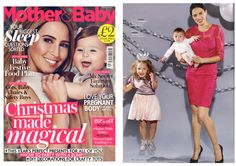 Mother & Baby. December 2014.