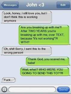 """The """"Wrong Number""""."""