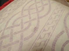Identifyimg flaws and irregularities in woven wraps
