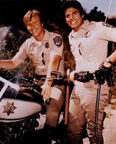 CHIPs~California Highway Patrol TV Series from Officers John Baker & Frank Poncharello. My sons were 3 and would stand in front of the TV and dance to the theme song. Larry Wilcox, Movie Market, Cop Show, Remember The Time, Old Shows, My Childhood Memories, Sweet Memories, Classic Tv, Entertainment