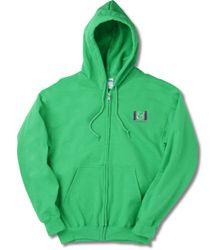 Gildan Full-Zip Hoodie - Colors    @4imprint #4imprint Fall Must Haves, Colorful Hoodies, Full Zip Hoodie, Hooded Jacket, Giveaway, Athletic, Colors, Sweaters, Jackets